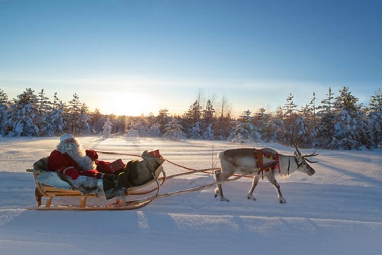 Alla Scoperta Di Babbo Natale Viaggio Nella Lapponia Finlandese