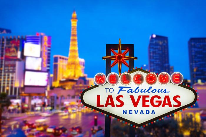 Las Vegas, la città del divertimento