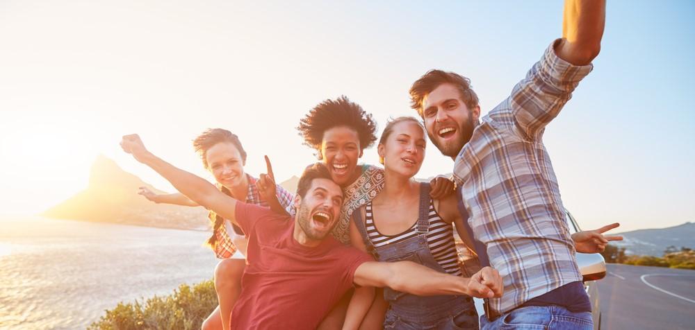 I 5 Paesi più felici del mondo nel 2018