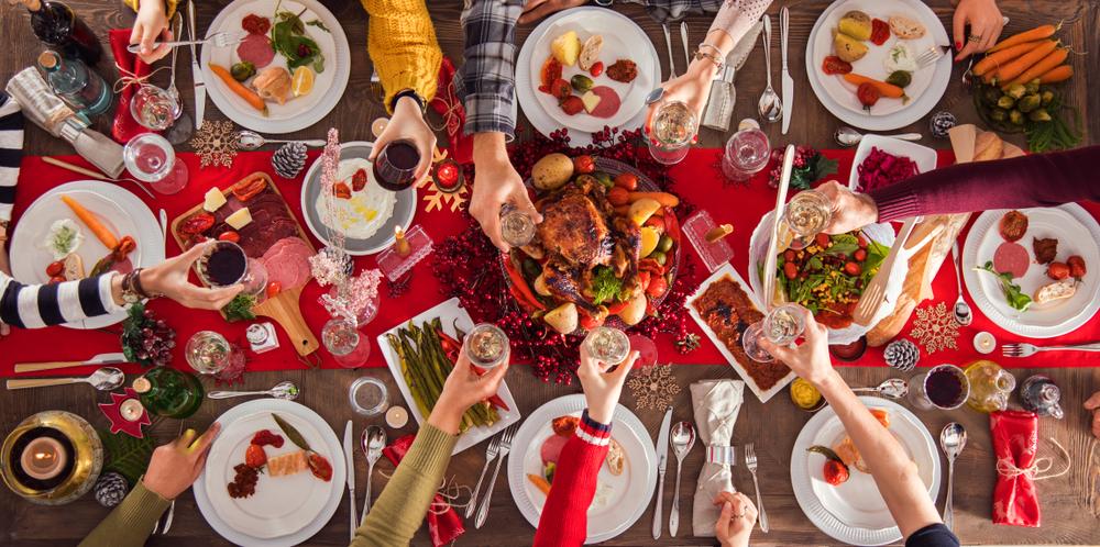 I piatti natalizi più tipici nel mondo