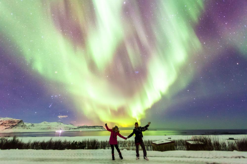 Le aurore boreali