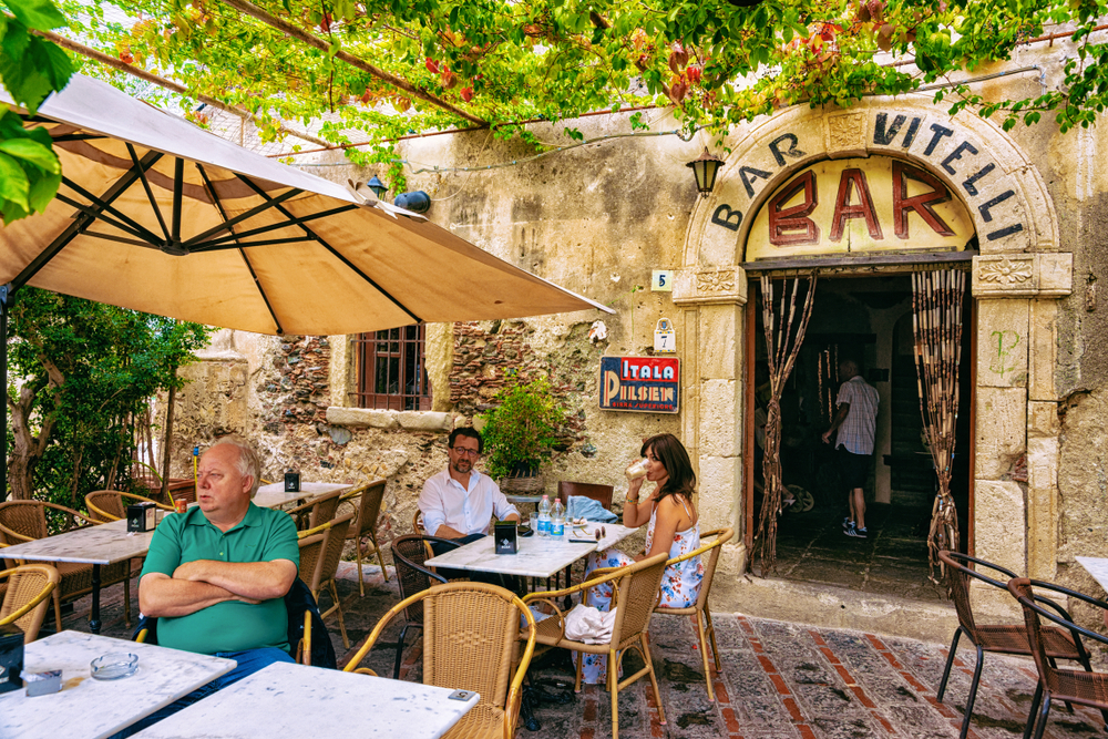 Bar Vitelli in Savoca
