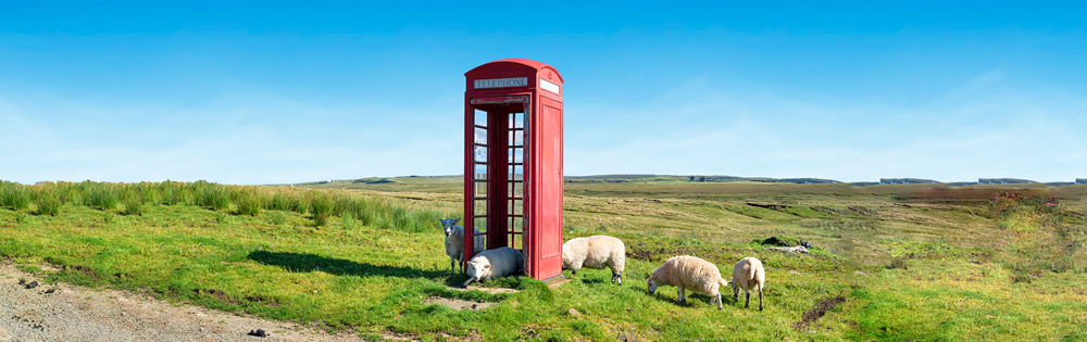 Trova la tua Gran Bretagna con i nuovi programmi di itinerari a modo tuo in auto