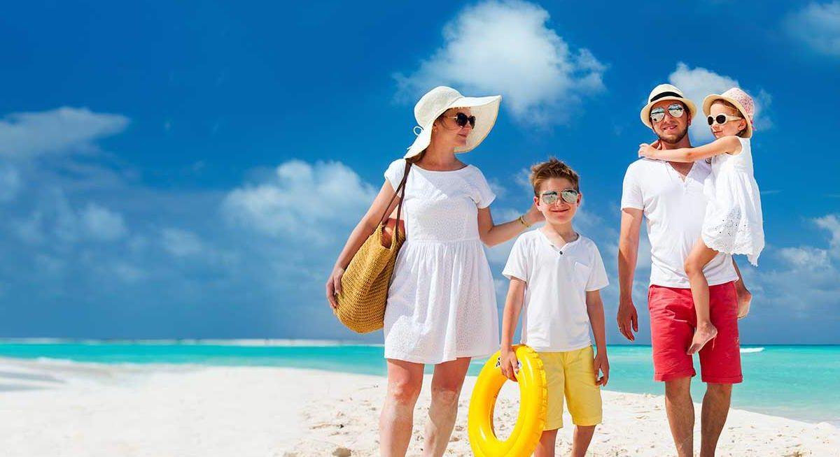 Le mete migliori per le vacanze con la famiglia
