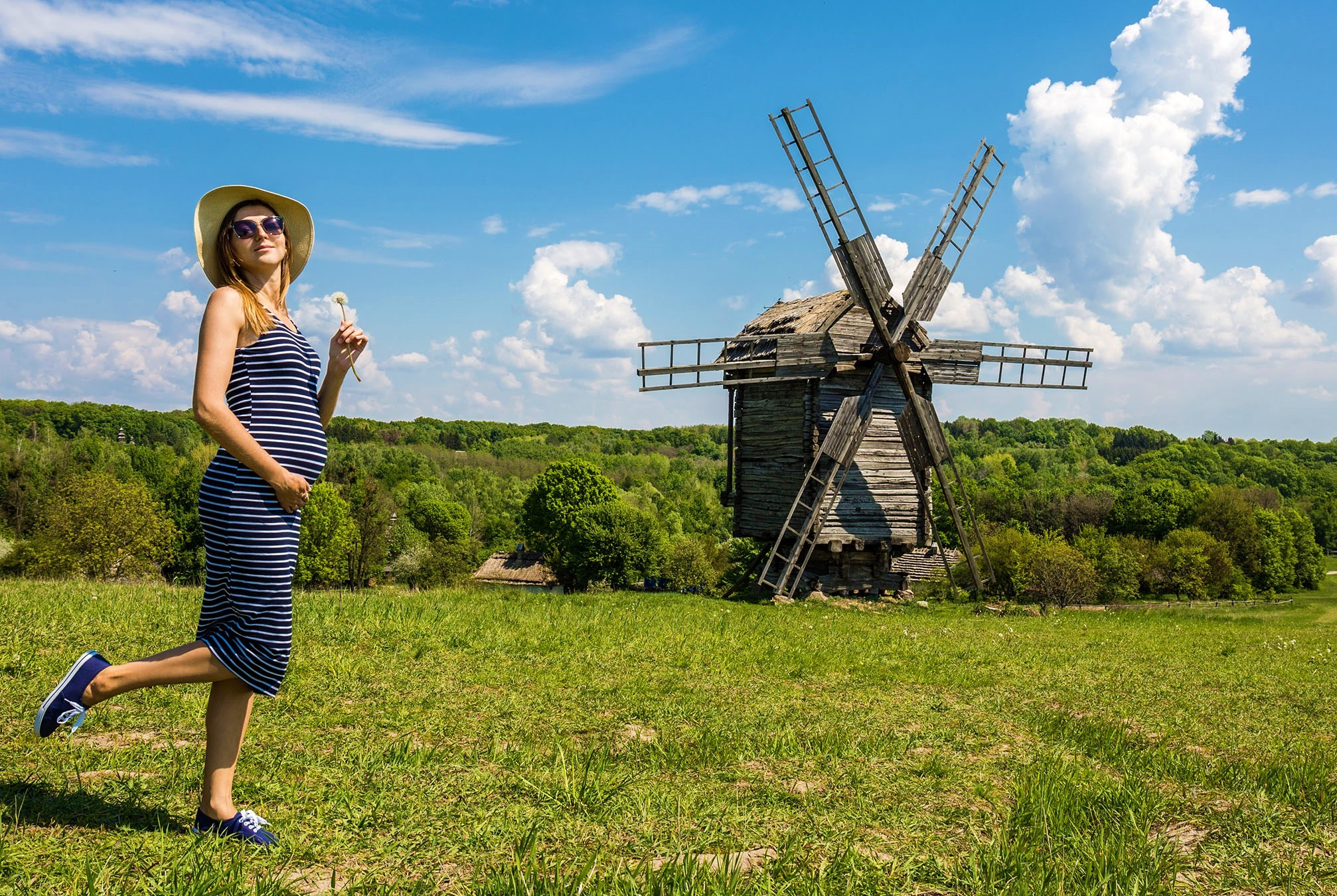 Natura e gravidanza binomio perfetto