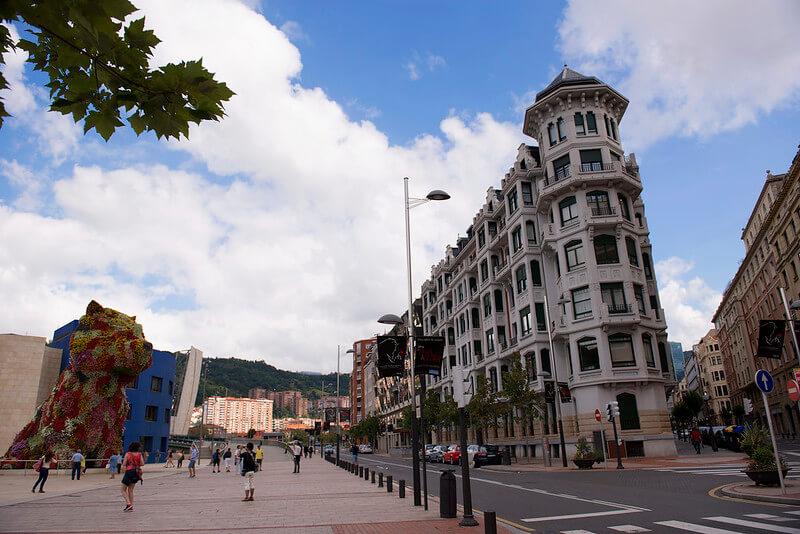 Bilbao capitali europee
