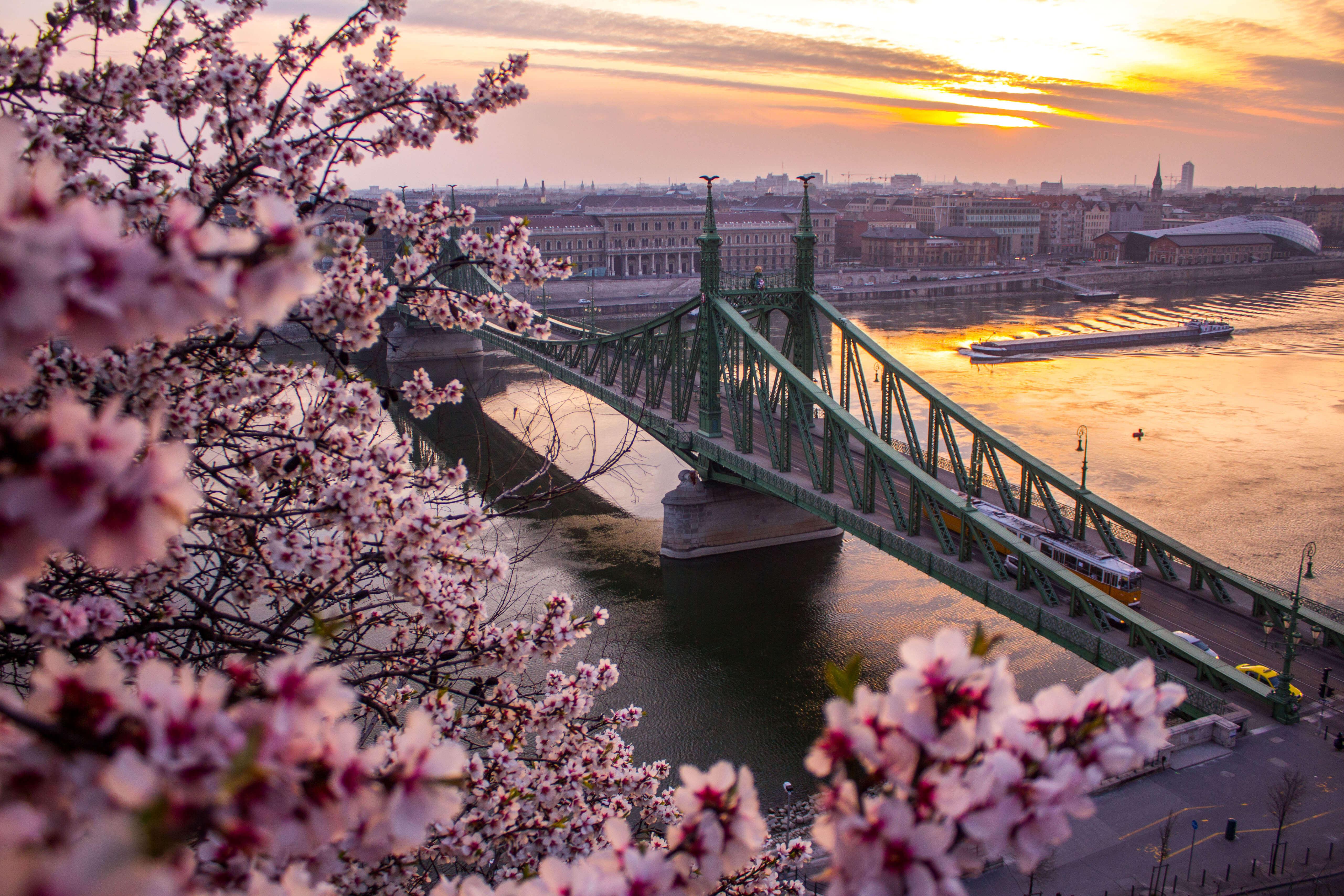 Budapest capitali europee