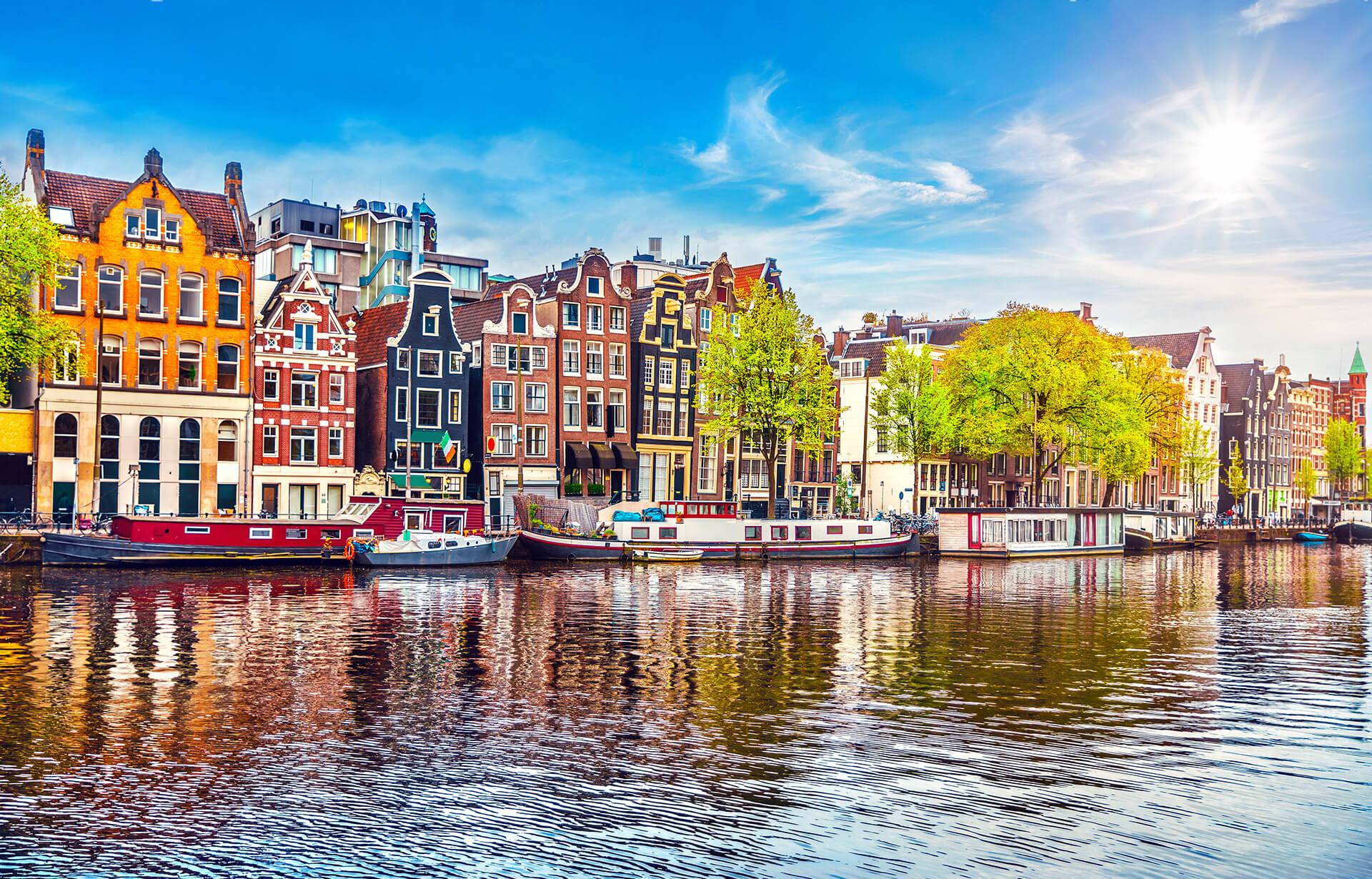 Amsterdam città europee da visitare
