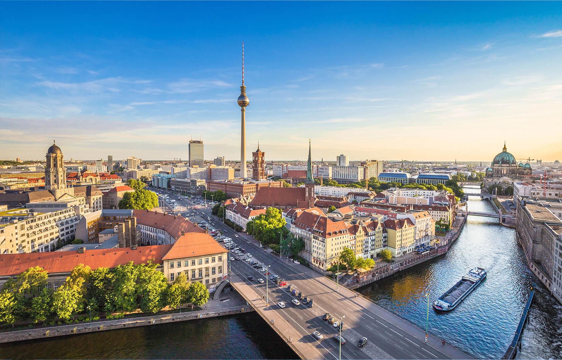 Berlino è una delle città europee da vedere nel 2019