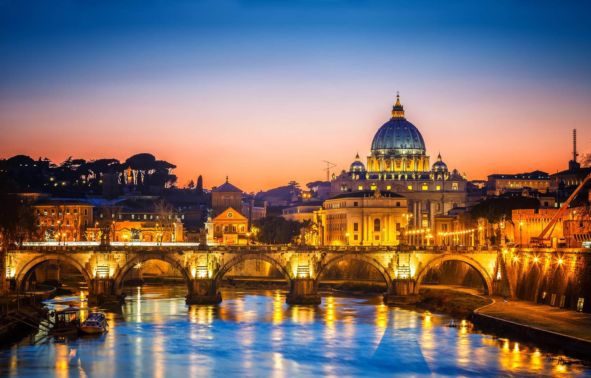 Capitali europee da vedere Roma