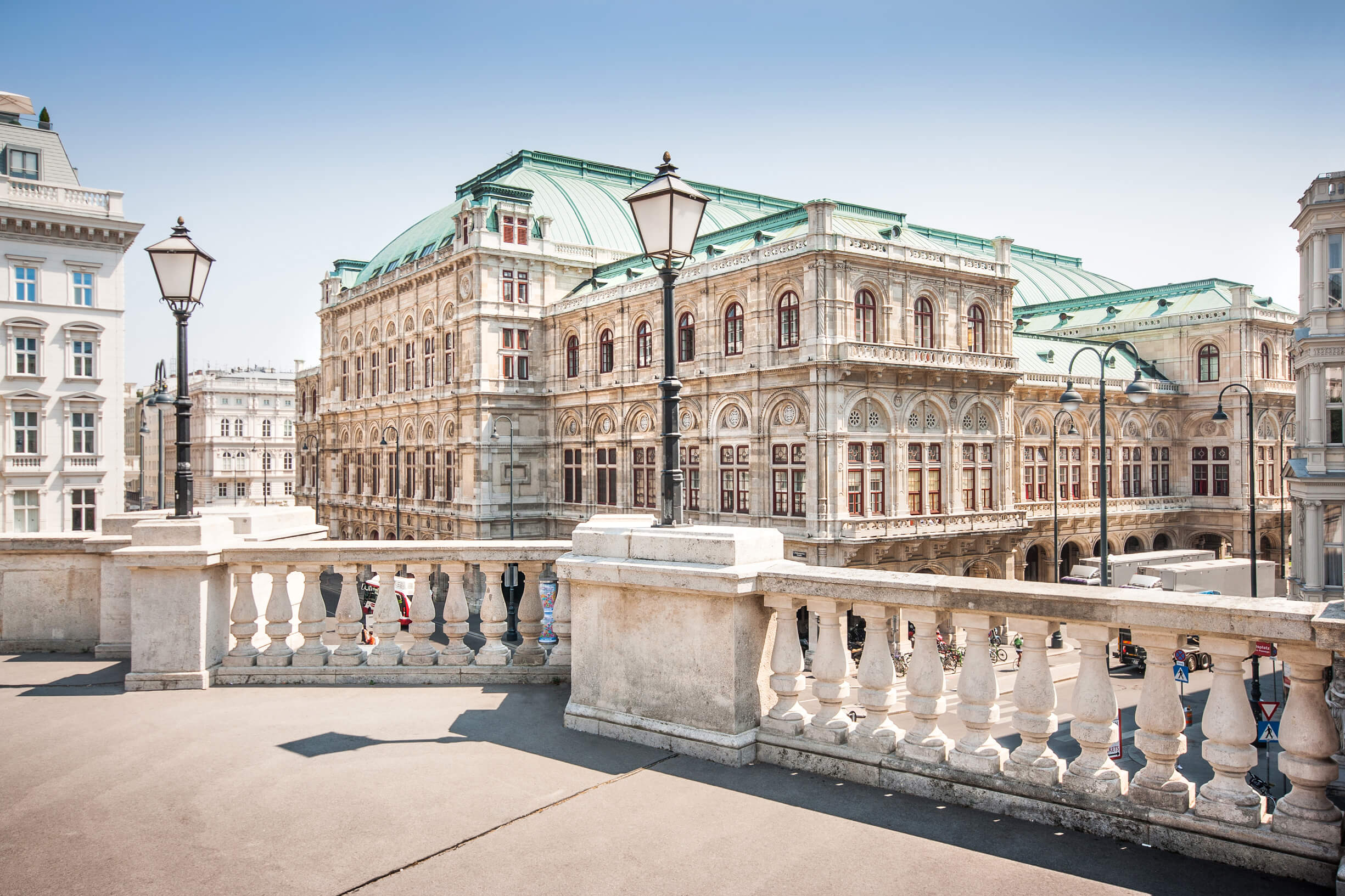 Vienna capitali europee