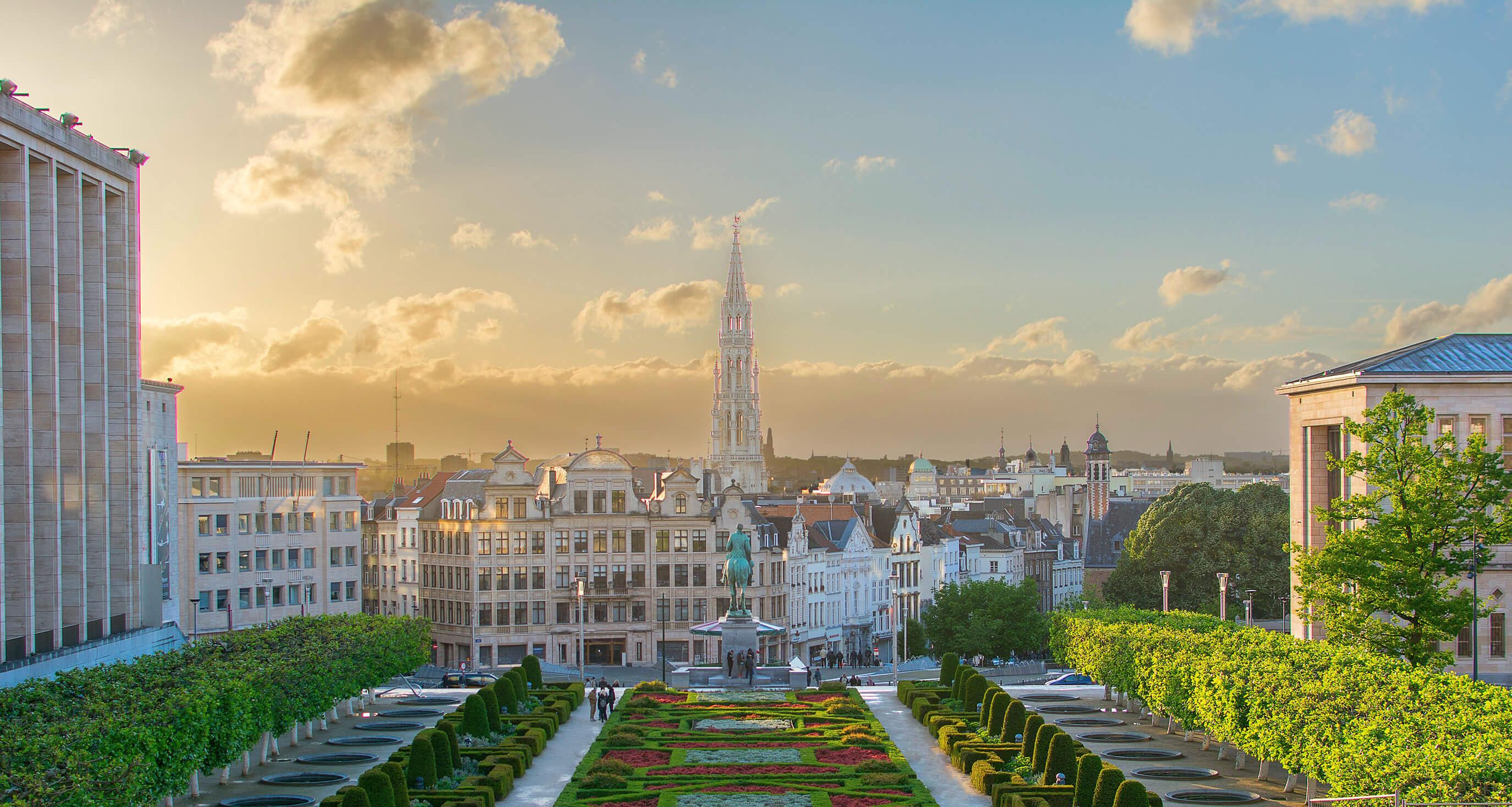 Bruxelles capitali europee