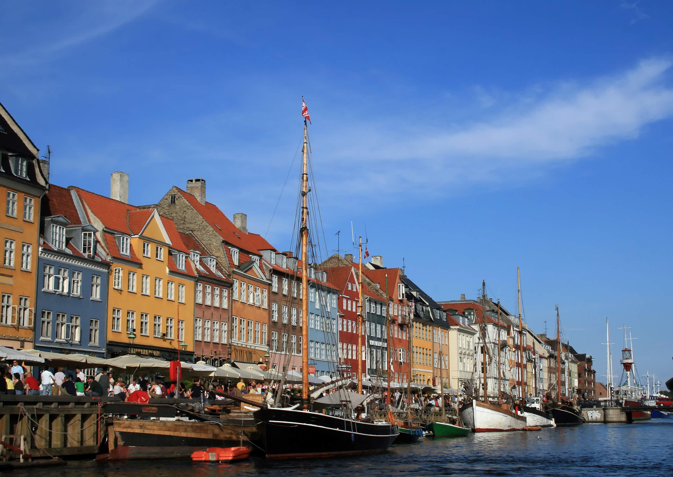 Copenaghen Capitali Europee