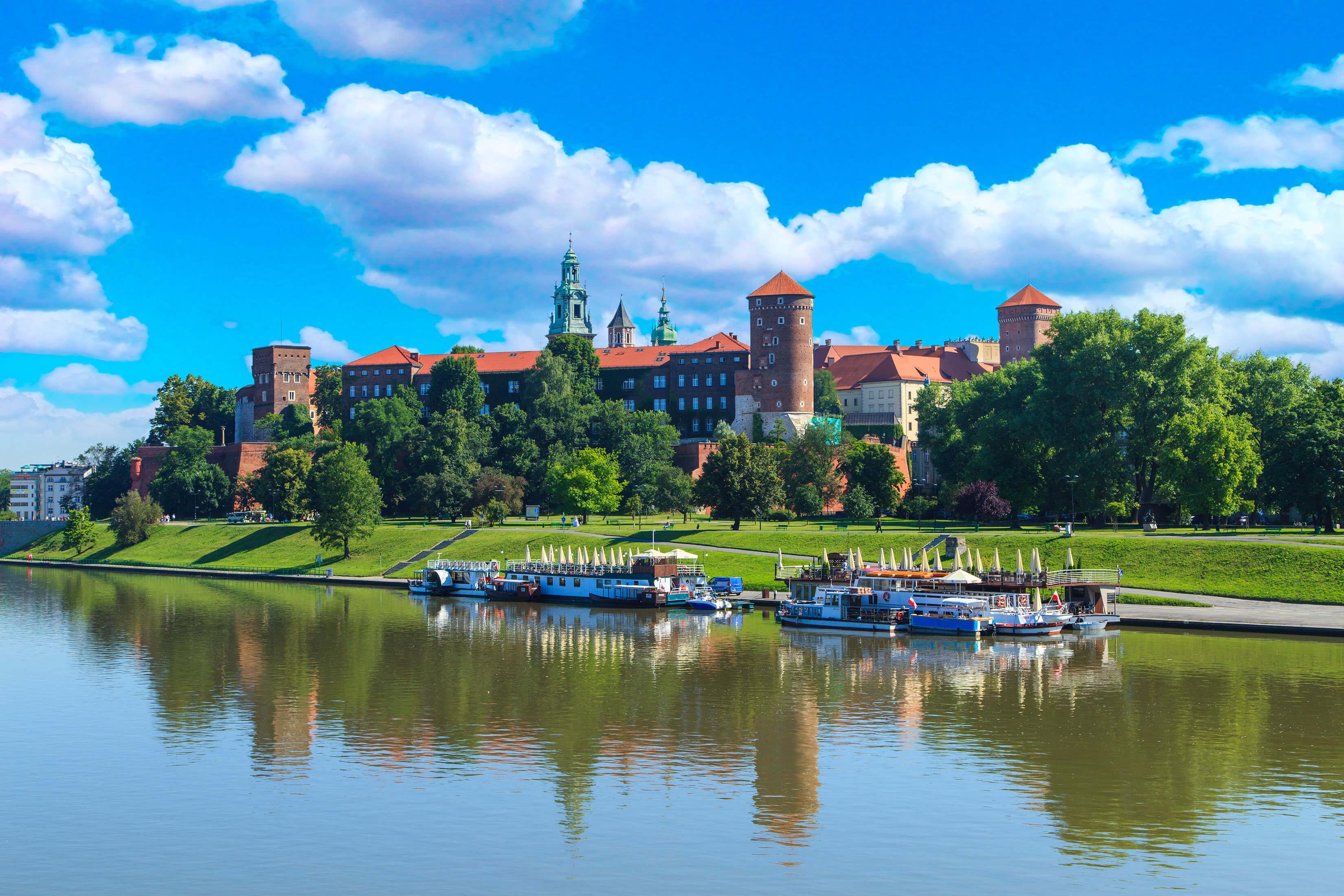 Cracovia capitali europee
