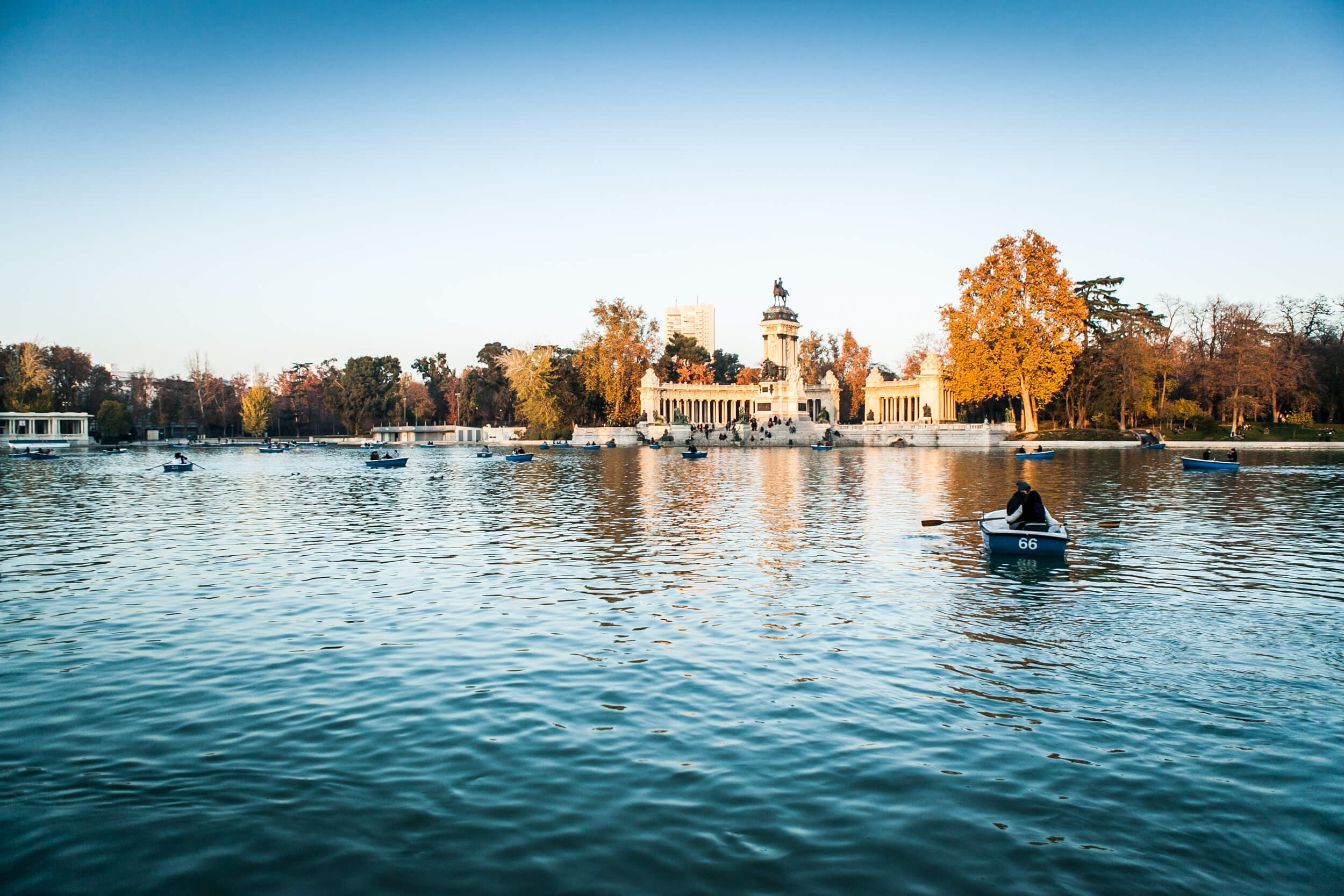 Capitali europee da vedere Madrid