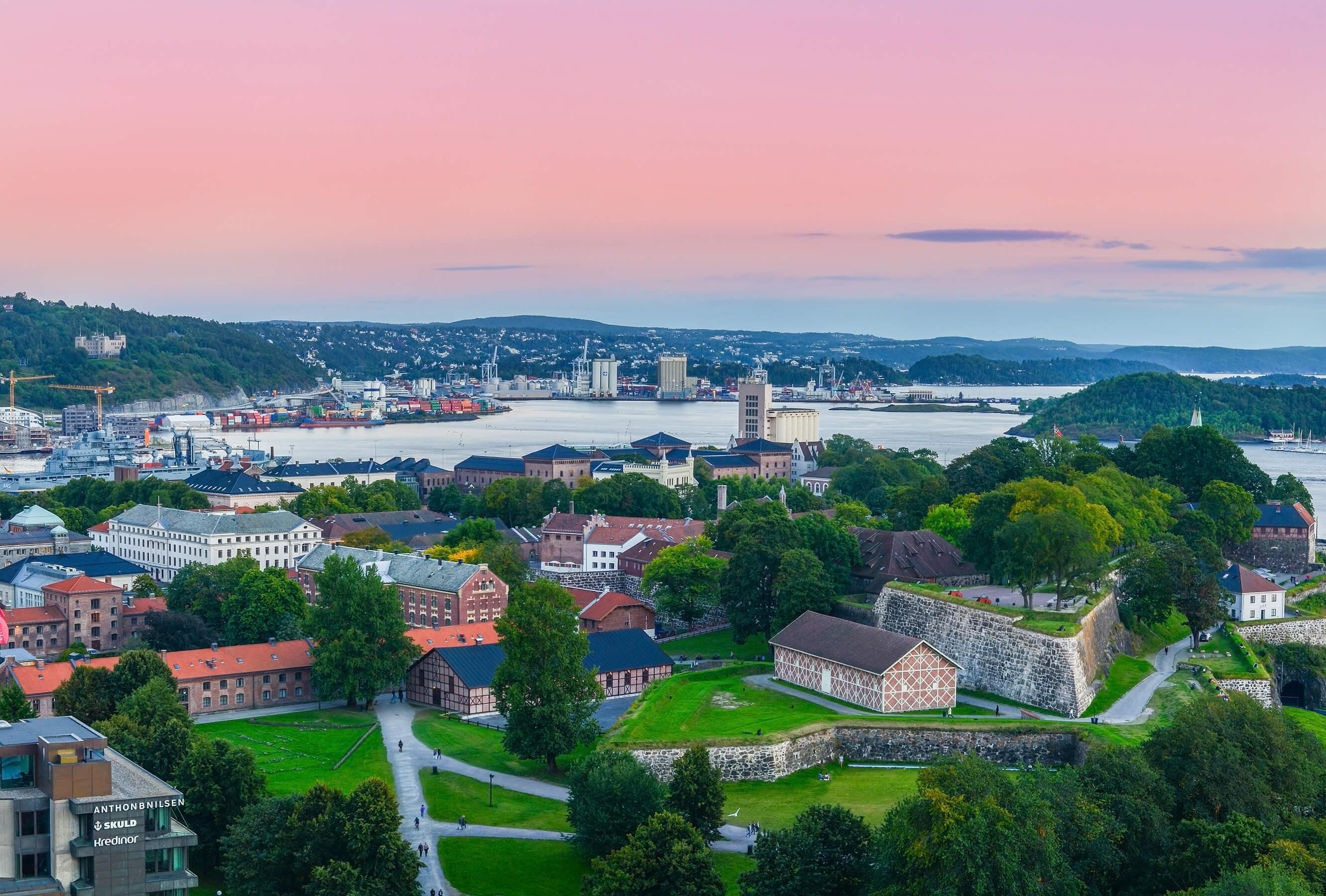 Oslo Capitali Europee