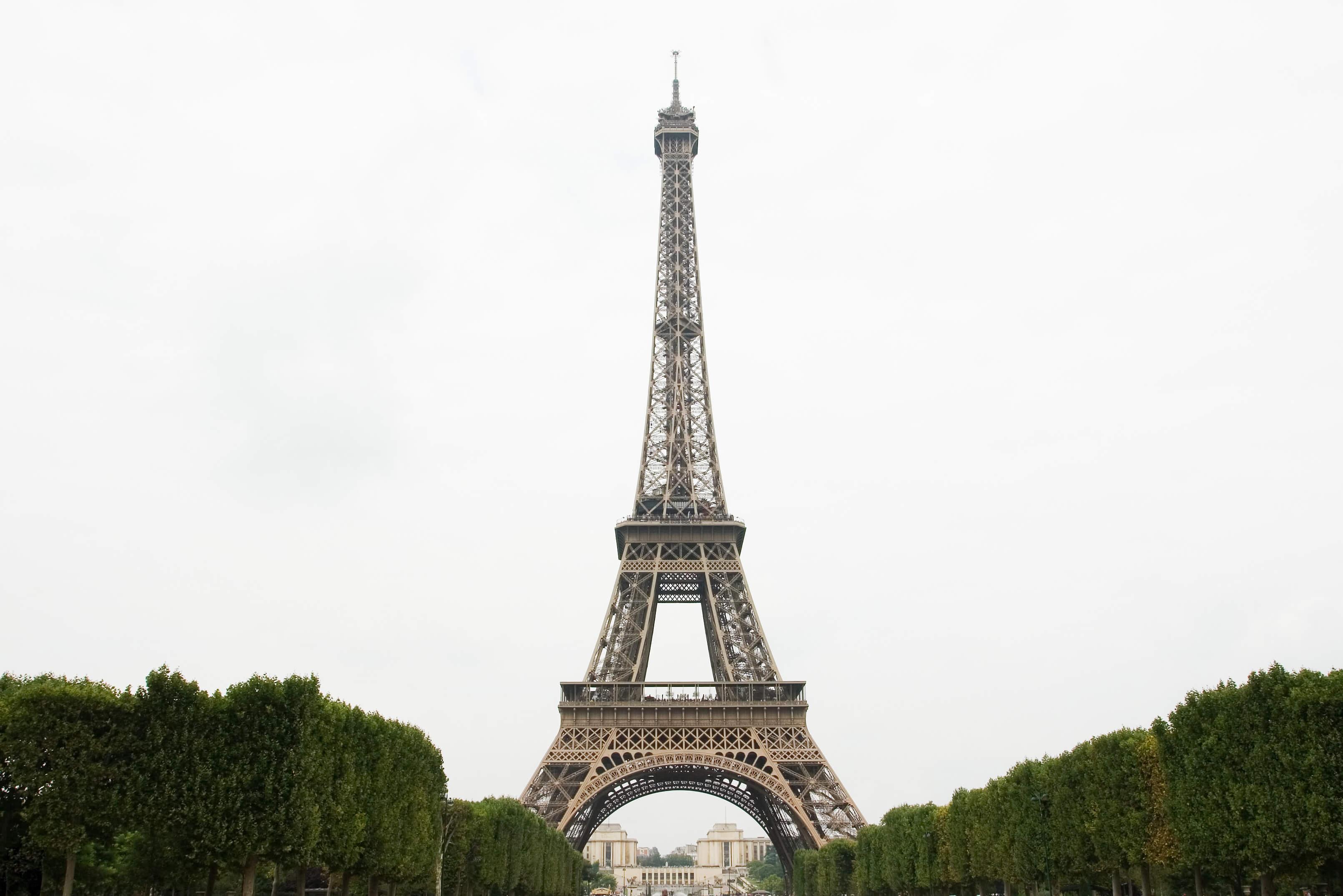 Parigi Capitali europee