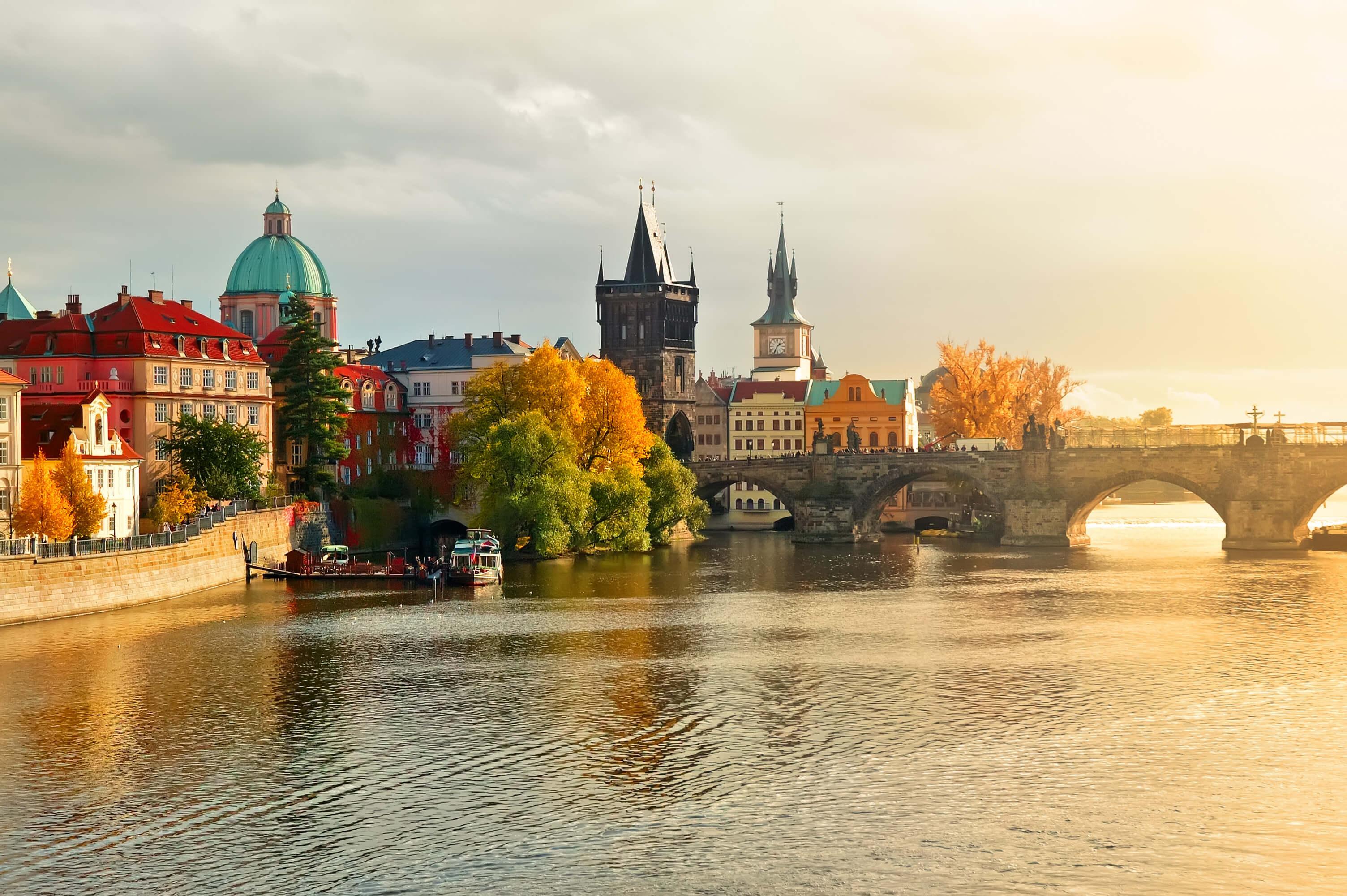 Praga Capitali Europee