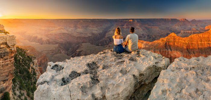 Innamorati della vita con i migliori tramonti del pianeta