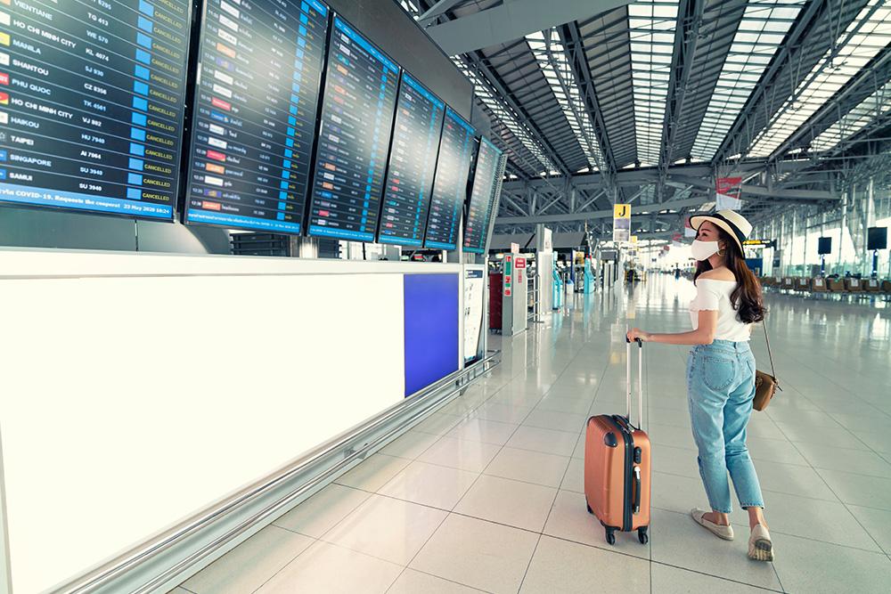 Le principali compagnie aeree riprenderanno i loro voli nelle prossime settimane