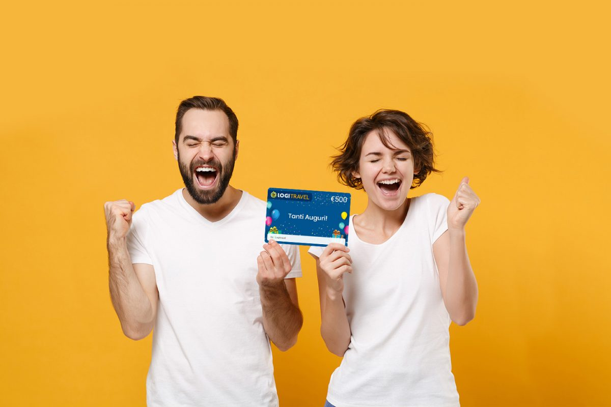 Regala viaggi con la nuova Gift Card di Logitravel